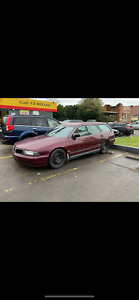 MITSUBISHI Magna wagon lowered custom suspension setup