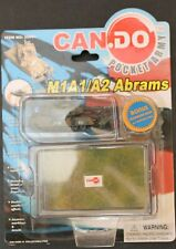 DRAGON MODELS CanDo Pocket Army M1A1/A2 Abrams Tank - 2003