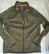 Ruff Hewn Men's Full Zip Adventure Tech Jacket Size Large