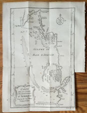 Bellin Lot of 7 Original Maps West Africa - 1750x