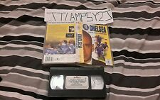 Chelsea FC - End Of Season Review 1998-1999 (VHS, 1999) - PAL UK ☆Fast Dispatch☆