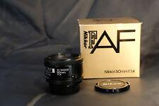 Nikon Nikkor 50 mm F/1.4 D AF Objektiv AiS