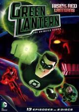GREEN LANTERN: THE ANIMATED SERIES - SEASON ONE, PART ONE NEW DVD