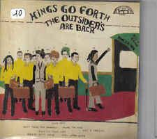 Kings Go Forth-The Outsiders Are Back Promo cd Album Cardsleeve