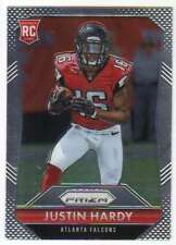 2015 Panini Prizm Football Rookies RC #254 Justin Hardy Falcons