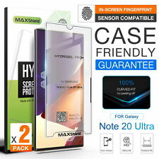 2X GALAXY For Note 20/Note 20 Ultra MAXSHIELD Hydrogel Film Screen Protector