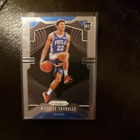 Matisse Thybulle 2019-20 Panini Prizm Base Rookie RC #290 76ers