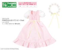Azone Pureneemo PNM Flower Crown Dress Set Pink 1/6 Obitsu Blythe Pullip Momoko