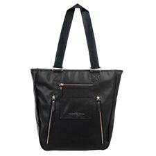 Vilah Bloom Crossover Backpack Black Diaper Bag