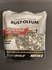 New listing Rust-Oleum Lb Mocha Color Chip 301238