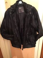 Used Duke Split Star Mens Large Size Jacket with Hood