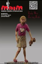 MAIM ZOMBIE - LITTLE GIRL SCALA 1:35 COD.ART.35224