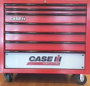 """Case IH SC4000CA 40"""" Roll Cabinet - Red (Pre-owned)"""