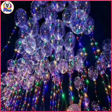 "18"" BoBo Bubble Clear Balloon LED Lights Wedding Decoration Large Bubble"