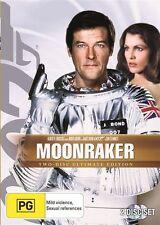 Moonraker : NEW DVD