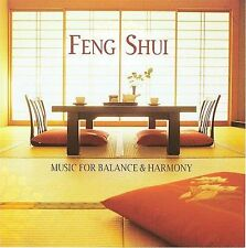 Feng Shui: Music For Balance & Harmony by The Blue Cliff Ensemble (CD, 2007, FP)