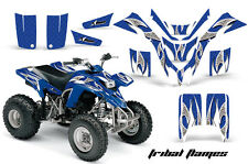 ATV Graphics Kit Quad Decal Wrap For Yamaha Blaster YFS200 1988-2005 TRIBAL W U