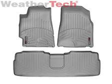 WeatherTech Car FloorLiner for Toyota Highlander (non-hybrid)-2001-2007- Grey