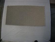 "Aluminum Honeycomb Sheet Core / Honeycomb Grid - 3/8"" Cell, 24""x48"", T=.750"""