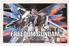 ZGMF-X10A Freedom Gundam Bandai SEED HG SEED 07 1/144 HG Gundam Model Kits