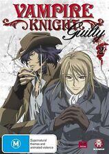 Vampire Knight Guilty (TV Season 2) Vol 2 DVD R4 NEW
