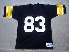 Vtg Champion Pittsburgh Steelers Heath Miller NFL Football Jersey Uniform Large