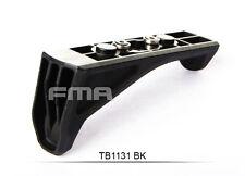 FMA Angled Fore Grip Keymod Grip (BK) TB1131-BK