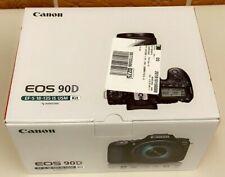 Canon EOS 90D Kit with EF-S 18-135mm f/3.5-5.6 IS USM Lens Digital SLR Camera
