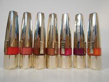 L'OREAL Colour Riche CARESSE WET SHINE Lip Stain w/Lacquer Gloss *YOU CHOOSE*