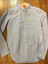 Superdry Men's Cotton Blend Long Sleeve Casual Shirts & Tops
