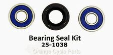 Front Wheel Bearing Kit Yamaha TW 200 Trailway Motorcycle 1987-14 25-1038