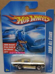 HOT WHEELS 2008 ALL STARS '63 SPLIT WINDOW W/ DEFECT W+