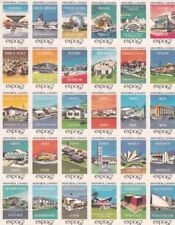 Canada Sheet Stamps