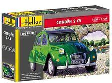 Heller 80765 - Modellino da costruire Auto CITROEN 2 CV Scala 1 24 importato
