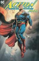 ACTION COMICS #1000 deutsch VARIANT-EDITION  lim.999 Ex. JASON FABOK  Superman