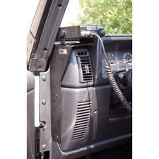 RUGGED RIDGE 13551.09 CB Radio Dash Mount For 97-06 Jeep Wrangler TJ/LJ