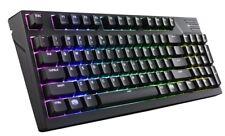 Cooler Master MasterKeys Pro M RGB Mechanical Gaming Keyboard, Cherry MX Brown
