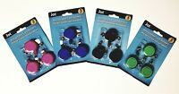 3 Pack Retractable Badge Reel Key Card Holder Reel Clip for ID Badge Holder
