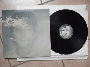 JOHN LENNON LP 33t IMAGINE (1971)