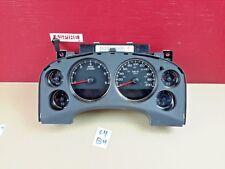 2007 GMC Yukon Chevrolet Tahoe Denali Speedometer Gauges Cluster KPH OEM