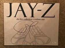JAY-Z signed/autographed 11x14 photo  (LP: The Hits Collection Vol 1) ~ JSA/COA