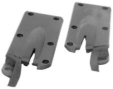 Mustang Quarter Post Seals Coupe & Convertible Pair 1967 - 1968