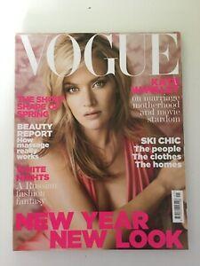 Vogue Magazine January 2007 (286) Kate Winslet