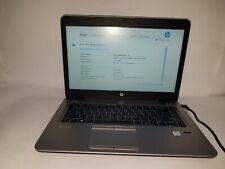 New listing Hp ProBook 840 G3 Intel Core i7-6600U @ 2.60 .Ghz 16Gb No Hdd/Os .5Cg624048C Ww