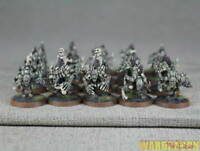 25mm Warhammer WDS paitnted Vampire Counts Crypt Ghouls i15