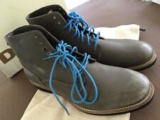 "DIESEL ""The Duke"" Cornwall Leather Ankle boots Size 10.5"