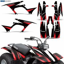 Yamaha Breeze 125 Decal Graphic Quad ATV Wrap Full Race Kit w/ Fenders 89-07 MO
