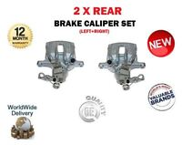 FOR VAUXHALL VIVARO 1.9 2.0 2.0i 2.5 DT 2001-> LEFT + RIGHT 2 REAR BRAKE CALIPER