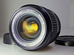 [Exc] Minolta MC W.Rokkor SI 28mm f/2.5 MC Mount Wide Angle MF Lens Japan JP SLR