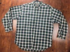 Ralph Lauren Jeans Co BLACK LABEL Long Sleeve Button zDown Shirt Men's XL EUC